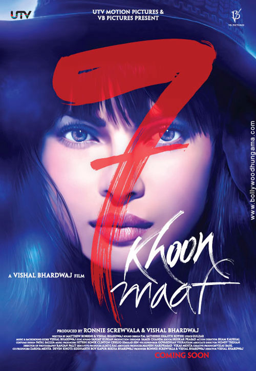 7 Khoon Maaf (2011) (Hindi)