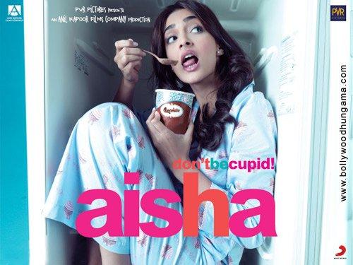 Aisha (2010) NEW-SCamRip 700Mb