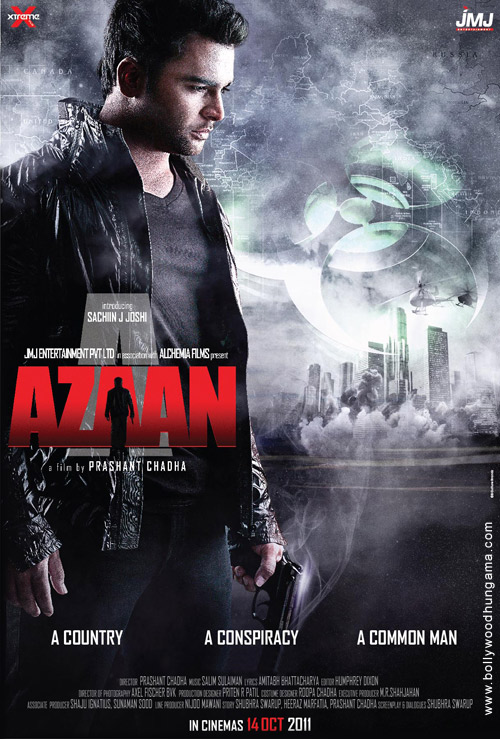 Azaan (2011) Hindi 1CD PDVDRip XviD Subs Team IcTv@Mastitorrents