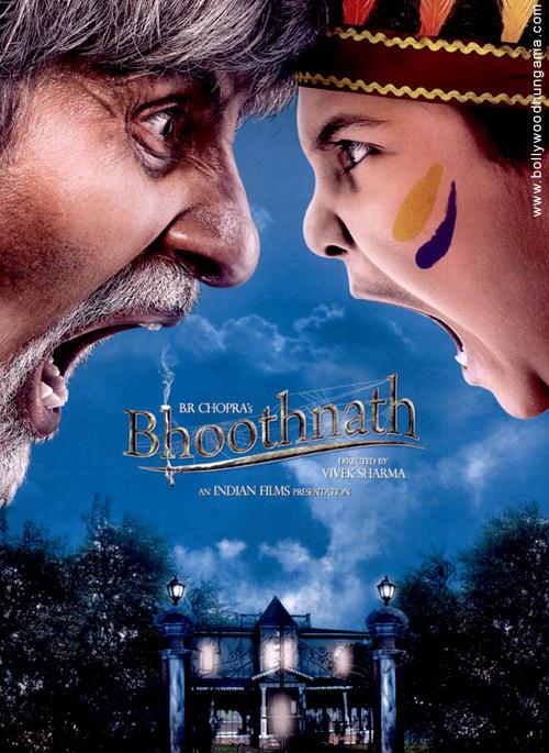 Bhoothnath, Amitabh Bachchan,Juhi Chawla,Shahrukh Khan,Aman Siddiqui