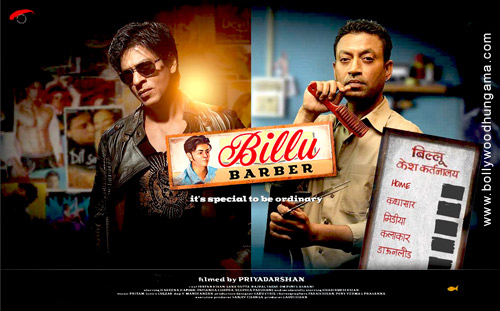 [PDVD Rip] Billu Barber (2009) 1CD Eng Subs [700MB Great Print] @ tamilthunder com preview 0