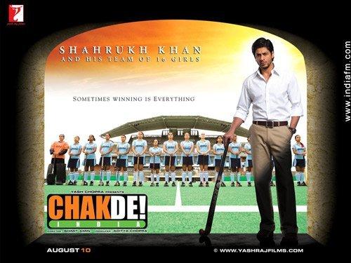 فيلم Chak De! India 2007 لشروخان Chakde