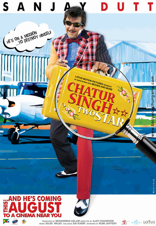 Chatur Singh Two Star (2011) - DVDRip - XviD - 1CDRip - [DDR]