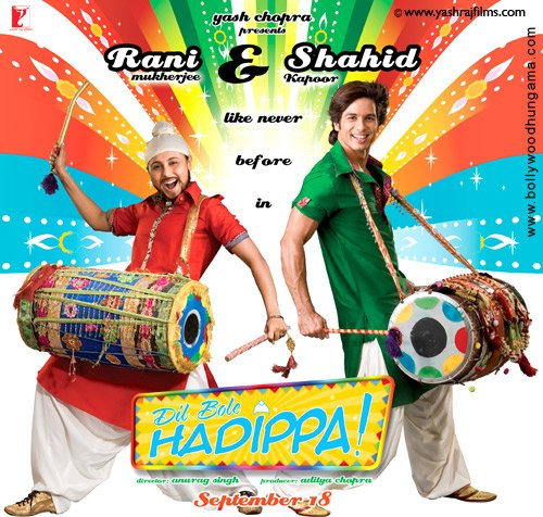 dilbolehadippa1 Dil Bole Hadippa * 2009 * MP3 * VBR * music albums film soundtracks post 2000