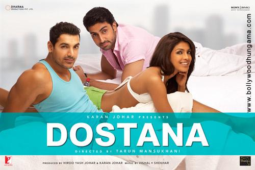 Dostana, Abhishek Bachchan,John Abraham,Priyanka Chopra,Bobby Deol,Shilpa Shetty