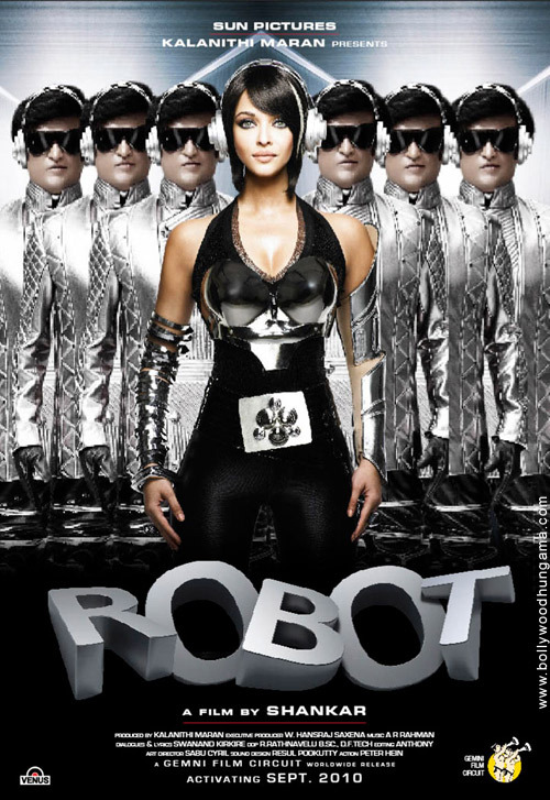 Robot (2010) (Hindi)