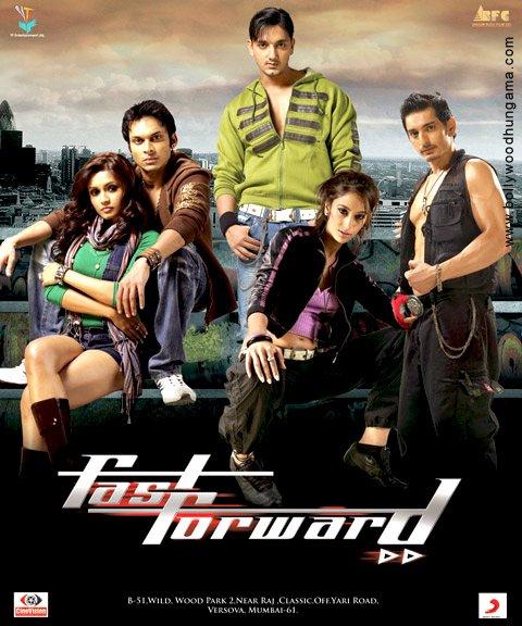 Fast Forward, Adhyayan Suman,Sheena Shahabadi,Sabina Sheema,Siddhant Karnick,Vinod Khanna,Rehan Khan,Mahesh Manjrekar,Bhavna Pani