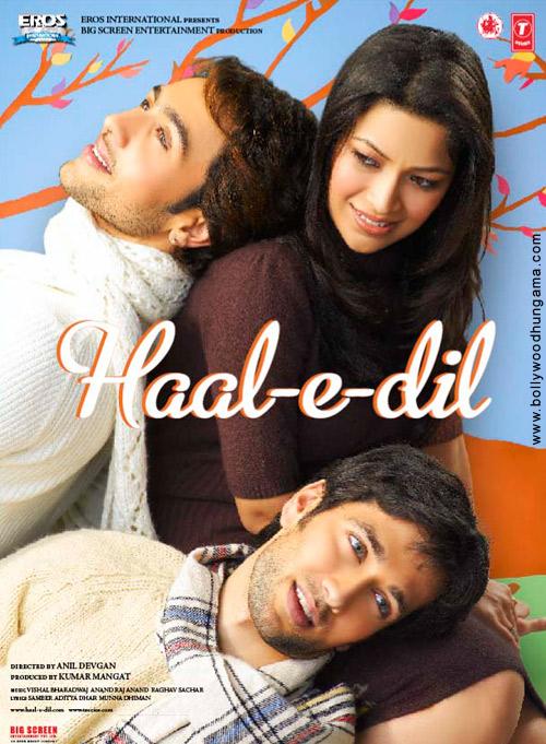 فيلم Haal-E-Dil 2008 برابط واحد مباشر
