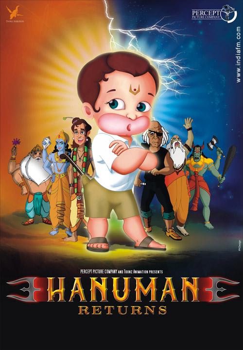 Return Of Hanuman (2007)