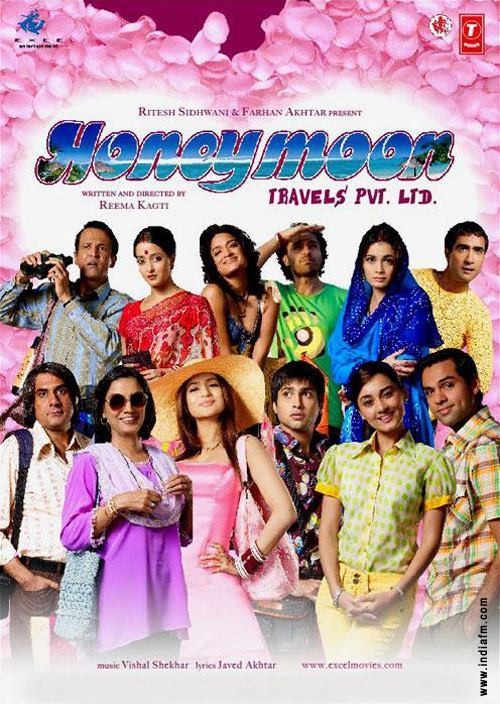 Honeymoon movie