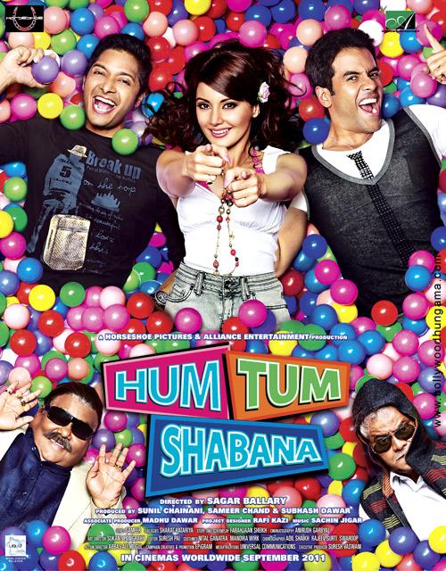 Hum Tum Shabana, Tusshar Kapoor,Shreyas Talpade,Minissha Lamba,Pia Trivedi