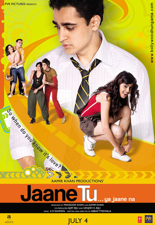 Jaane Tu Ya Jaane Na (2008) hindi movie watch online
