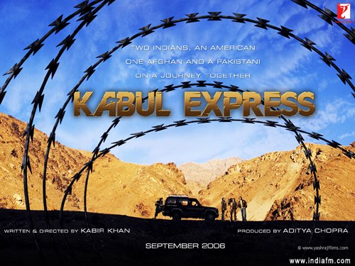 Kabul Express, Arshad Warsi, John Abraham, Salman Shahid, Hanif Humghum, Linda Arsenio