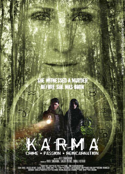 Karma - Crime Passion Reincarnation, Alma Saraci,Carlucci Weyant,Vijayendra Ghatge,Claudia Ciesla,Shanda Renee,DJ Perry,Smita Hai