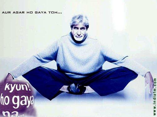 Amitabh Bachchan Khgn
