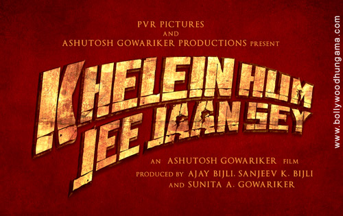 Khelein Hum Jee Jaan Sey, Abhishek Bachchan,Deepika Padukone,Vishakha Singh