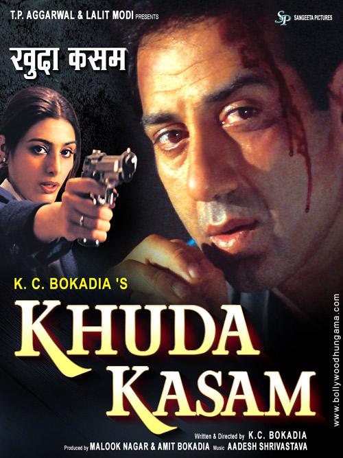 فيلم الاكشن الهندى Khuda Kasam
