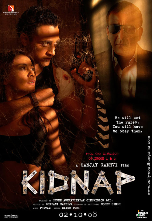 Kidnap Bollywood Hindi movie