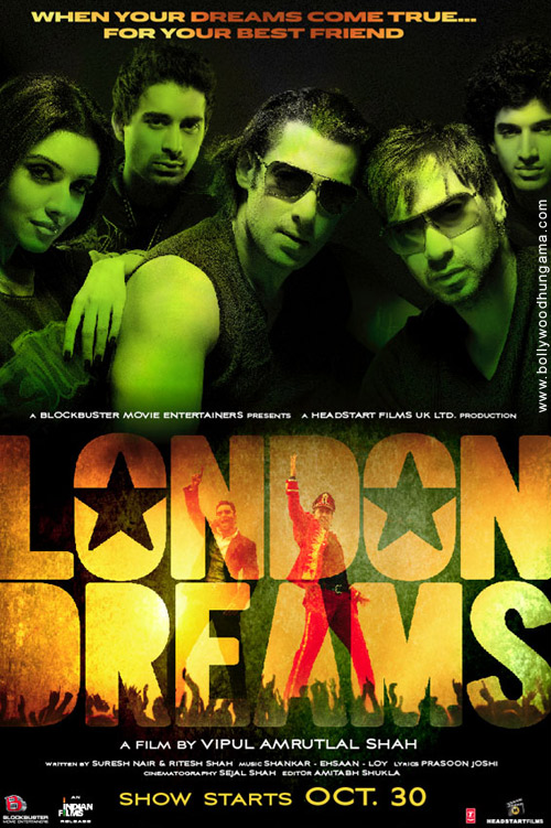 London Dreams, Salman Khan,Ajay Devgan,Asin,Om Puri,Khalid Azmi,Michael Gamarano,Rannvijay Singh,Babsy Artner