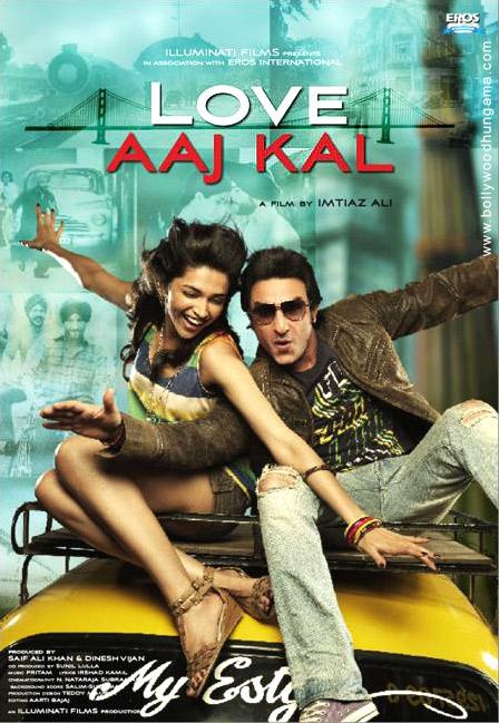 Love Aaj Kal, Saif Ali Khan,Deepika Padukone,Neetu Singh,Rishi Kapoor,Rahul Khanna,Vir Das,Raj Zutshi