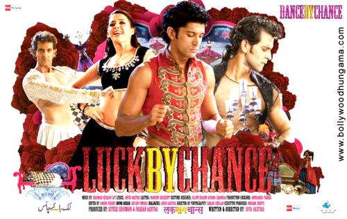 Luck By Chance, Farhan Akhtar,Konkona Sen Sharma,Rishi Kapoor,Juhi Chawla,Sanjay Kapoor,Isha Sharwani,Hrithik Roshan,Saurabh Shukla,Aly Khan