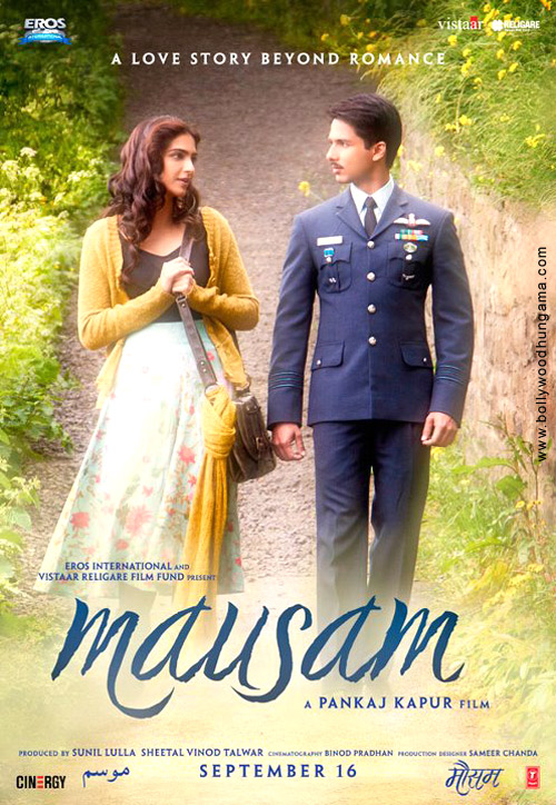 Mausam (2011)(Audio Cleaned) - DVDScr - x264 - 1CDRip - [DDR]