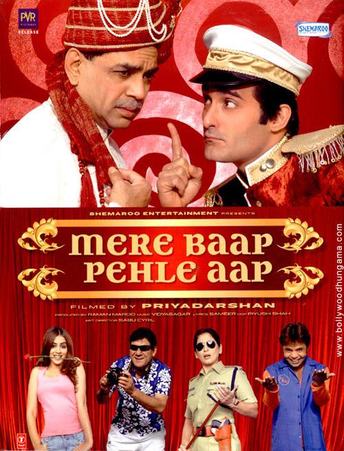 Mere Baap Pehle Aap (2008) - HQ Dvd Rip - Download Now Merebaappehleaap2