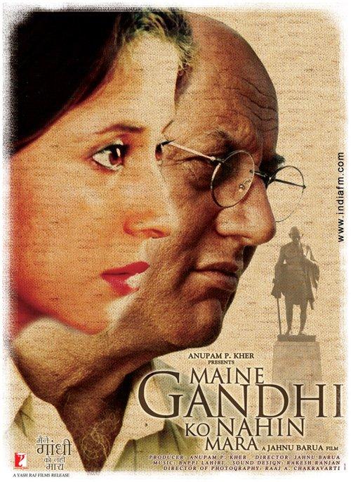 + Maine Gandhi Ko Nahin Mara . 2005 +