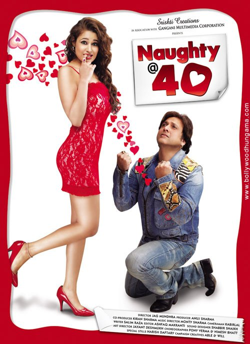 Naughty At 40 (2011)- Govinda