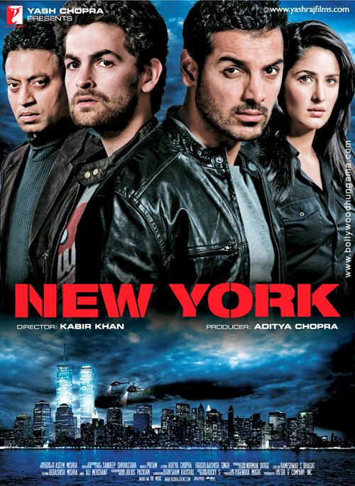 New York, John Abraham,Katrina Kaif,Neil Nitin Mukesh,Irrfan Khan