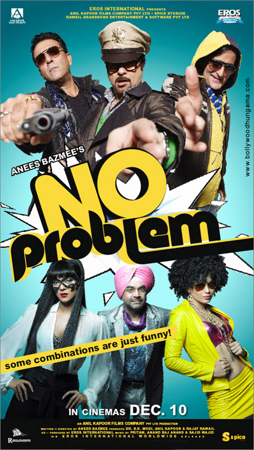 noproblem1 No Problem First Look bollywood gallery