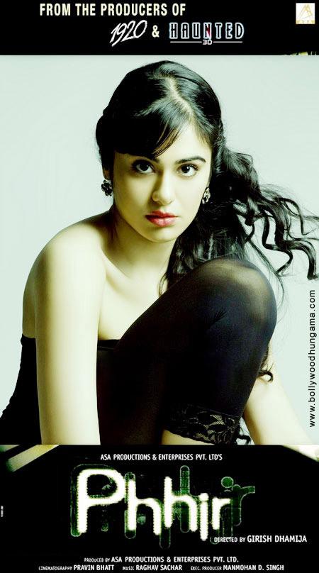 BOLLYWOOD: Phhir (2011)movie torrent download Adah Sharma In Phhir