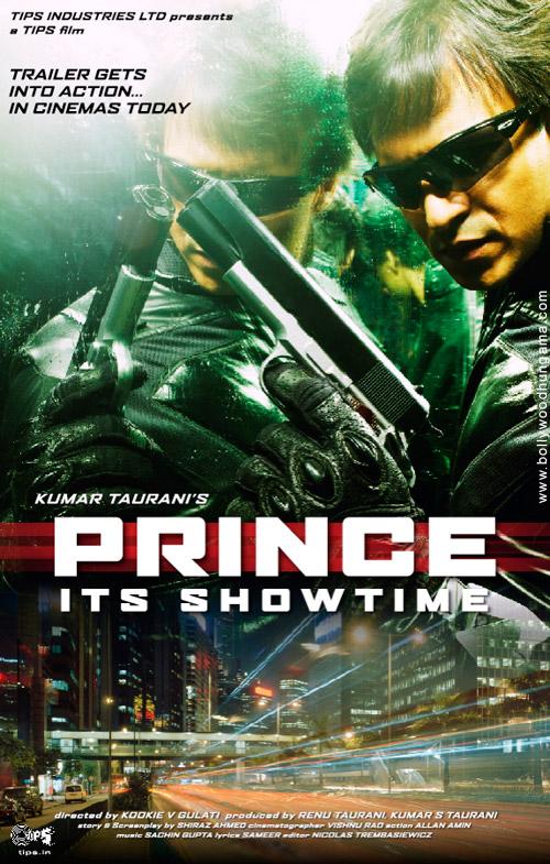 Prince- Its Showtime, Vivek Oberoi,Aruna Murty,Nandana Sen,Niroo Singh,Isaiah,Sanjay Kapoor,Dalip Tahil,Manish Anand,Mayur Puri,Rajesh Khattar,Mohit Chauhan