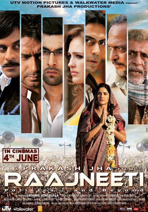 Rajneeti 2010 Hindi Movie Watch Online