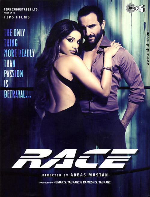 Race : Poster and First Look