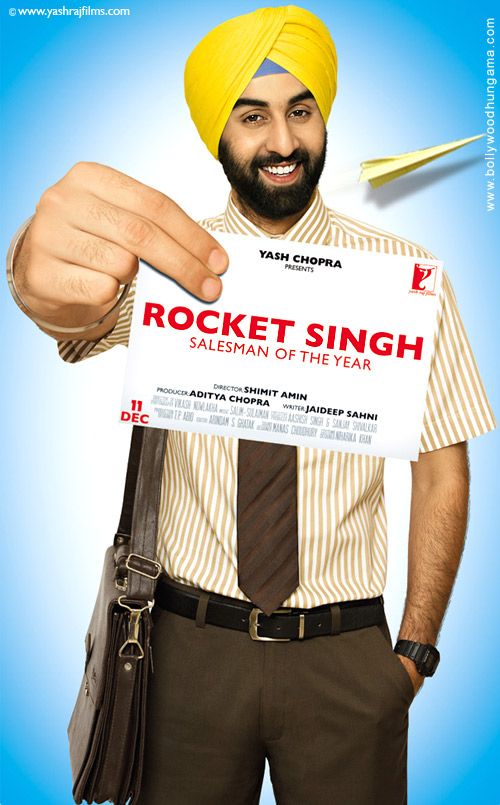 Rocket Singh - Salesman Of The Year Movie Review | Rocket Singh Review