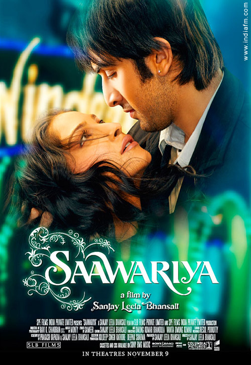 Saawariya, Ranbir Kapoor, Sonam Kapoor, Salman Khan, Rani Mukherjee, Begum Para, Achla Sachdev, Zohra Sehgal
