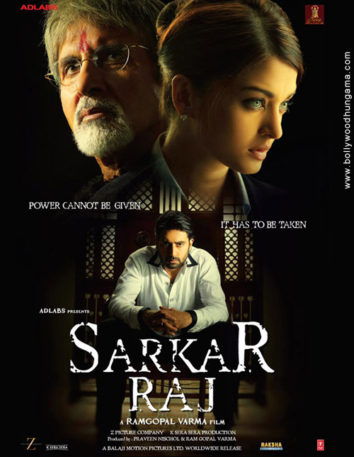 sarkar raj � movie review bollywood rated