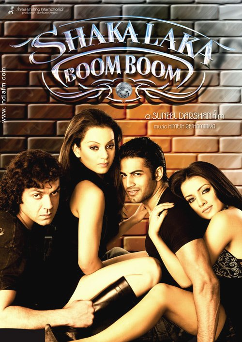 Shakalaka Boom Boom, Bobby Deol, Upen Patel, Celina Jaitley, Kangna Ranaut, Asrani