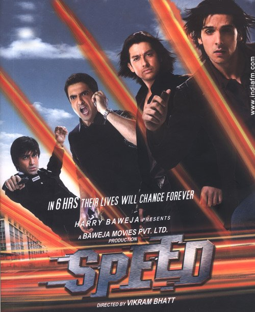 Speed, Zayed Khan, Urmila Matondkar, Aashish Chaudhary, Aftab Shivdasani, Sanjay Suri, Sophie Chaudhary, Tanushree Datta, Amrita Arora