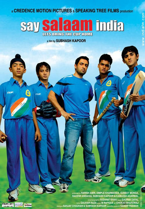 Say Salaam India, Sanjay Suri, Milind Soman, Sandhya Mridul, Sachin Khedekar, Manoj Pahwa
