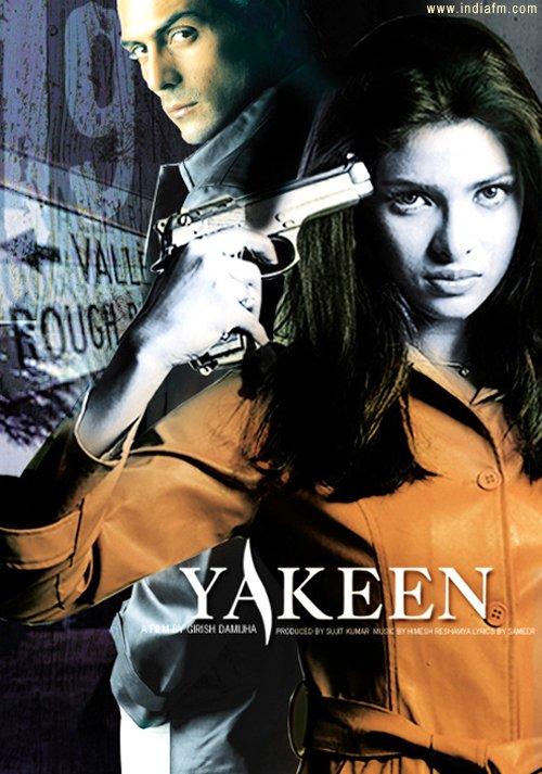 Yakeen affiche