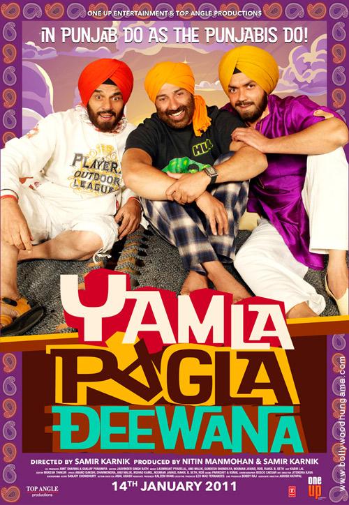 Yamla Pagla Deewana (2011) Watch Online