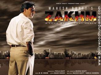 Zakhm movie