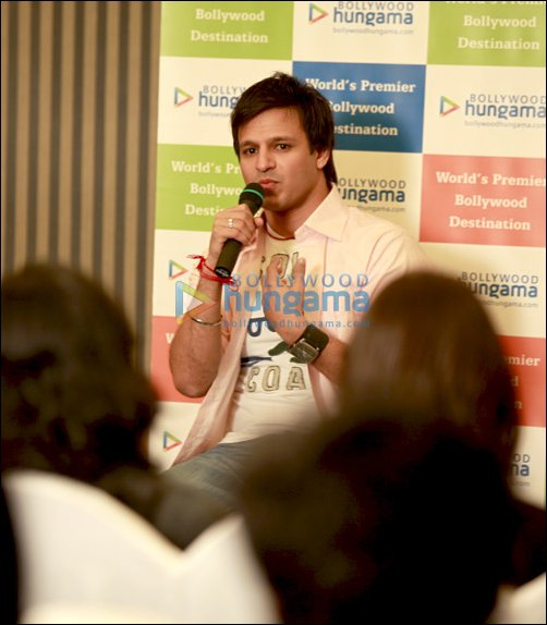 Meet N Greet with Vivek Oberoi