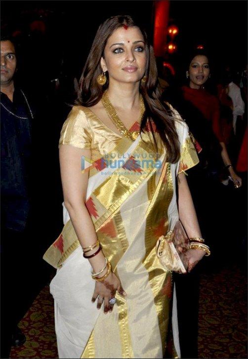 Bollywood Bling: Saree Style