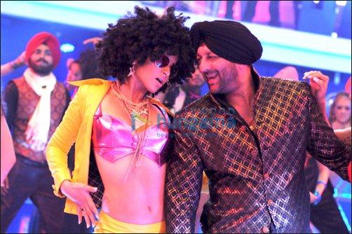 Exclusive look at the song 'Punjabi Mast Punjabi' from No Problem