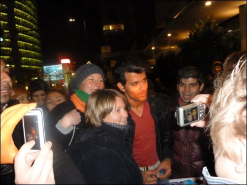 Check out: Hrithik Roshan shoots for Don 2 in Berlin