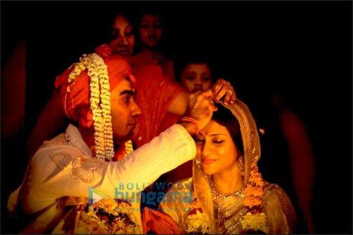 Check Out: Ranvir Shorey and Konkona Sen's wedding pictures