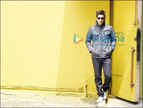 Zayed Khan unveils Roxton menswear ad campaign